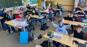 Permalink auf:04.10.2021 – Die Klassenstufe 5 dankt dem Förderverein